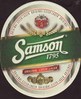 Pivní tácek samson-38-small