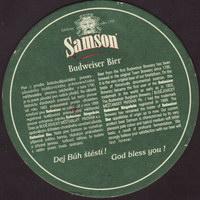 Pivní tácek samson-39-zadek-small