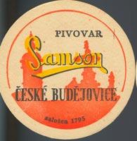 Pivní tácek samson-4-oboje