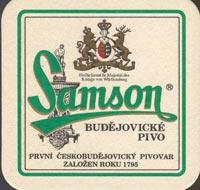 Pivní tácek samson-5