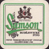 Pivní tácek samson-56-small