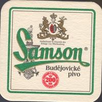 Pivní tácek samson-7