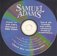 Beer coaster samuel-adams-2-zadek