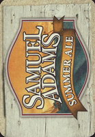 Beer coaster samuel-adams-20-small