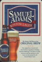 Beer coaster samuel-adams-23-small