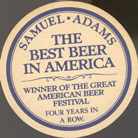 Beer coaster samuel-adams-3-zadek