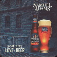 Beer coaster samuel-adams-33-oboje-small