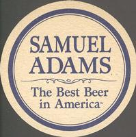 Beer coaster samuel-adams-4-zadek