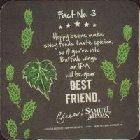 Beer coaster samuel-adams-46-zadek-small