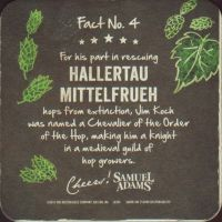 Beer coaster samuel-adams-47-zadek-small