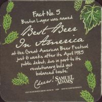 Beer coaster samuel-adams-48-zadek-small