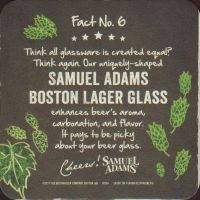 Beer coaster samuel-adams-49-zadek-small