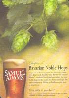 Beer coaster samuel-adams-5-zadek