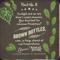 Beer coaster samuel-adams-50-zadek-small