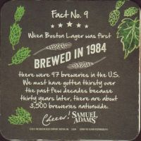 Beer coaster samuel-adams-51-zadek-small