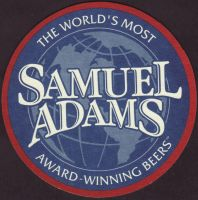 Beer coaster samuel-adams-52-small