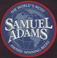Beer coaster samuel-adams-52-small