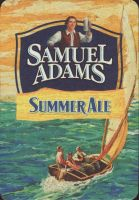 Beer coaster samuel-adams-55-small