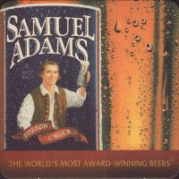 Beer coaster samuel-adams-58-small