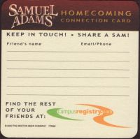 Beer coaster samuel-adams-58-zadek-small