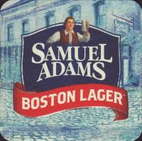 Beer coaster samuel-adams-60-small