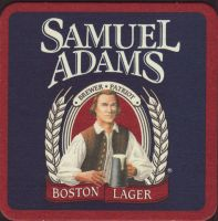Beer coaster samuel-adams-62-small