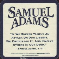 Beer coaster samuel-adams-62-zadek-small