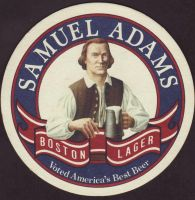 Beer coaster samuel-adams-63-small