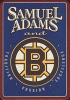 Beer coaster samuel-adams-65-small