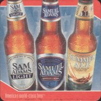 Beer coaster samuel-adams-66-small