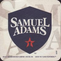 Beer coaster samuel-adams-68-small