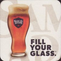 Beer coaster samuel-adams-69-small