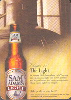 Beer coaster samuel-adams-7-zadek