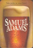 Beer coaster samuel-adams-7