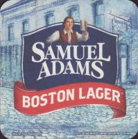 Beer coaster samuel-adams-70-small