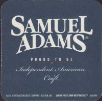 Beer coaster samuel-adams-75-small
