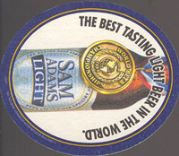 Beer coaster samuel-adams-9-zadek