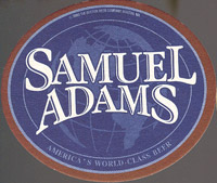 Beer coaster samuel-adams-9