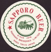 Beer coaster sapporo-15-small
