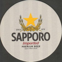 Beer coaster sapporo-2-small