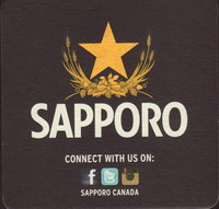Beer coaster sapporo-9-small