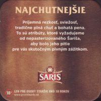 Pivní tácek saris-102-zadek-small