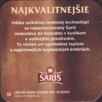 Pivní tácek saris-103-zadek-small
