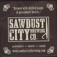 Beer coaster sawdust-city-2-oboje-small