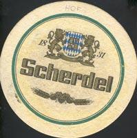 Pivní tácek scherdel-1