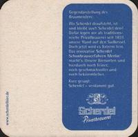 Pivní tácek scherdel-12-zadek-small