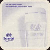 Pivní tácek scherdel-13-zadek-small