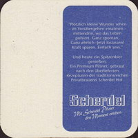 Pivní tácek scherdel-14-zadek-small