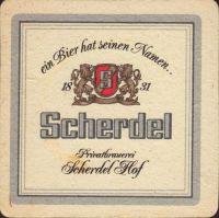 Pivní tácek scherdel-25-small