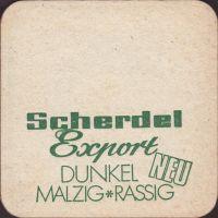 Pivní tácek scherdel-28-zadek-small